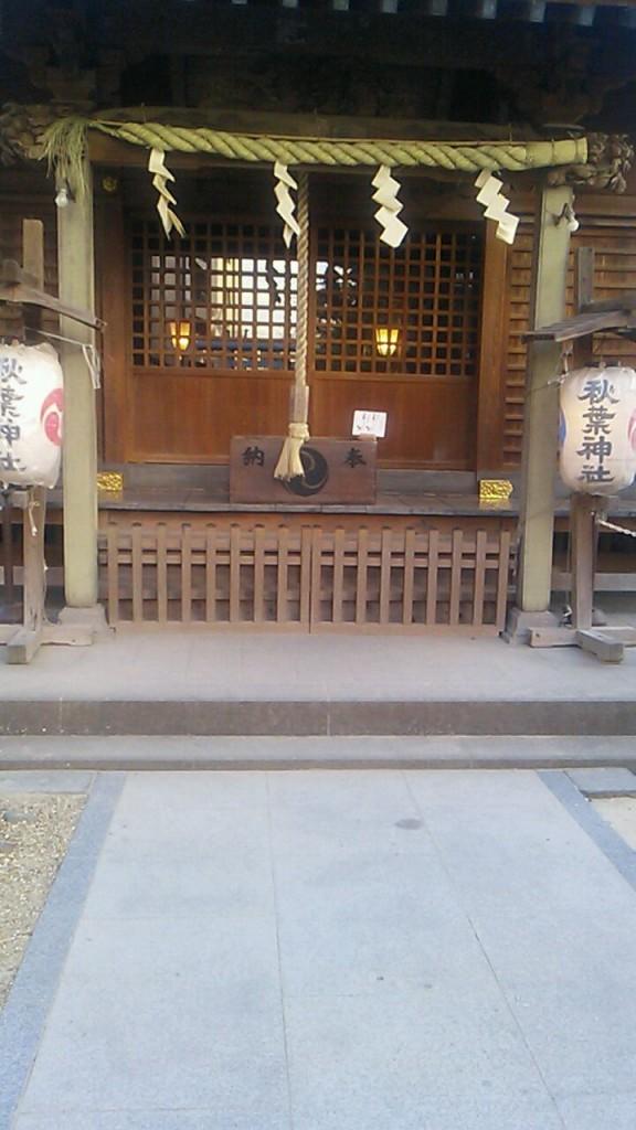 松戸のパワースポット「松戸神社」