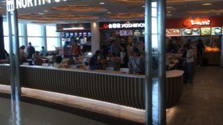 【グルメ】那覇空港の新しいフードコートに行ってみた。
