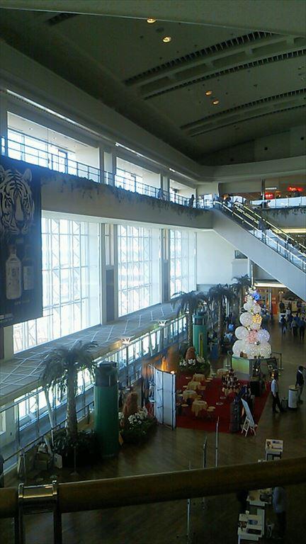 【ノートPC】沖縄の那覇空港でデマド