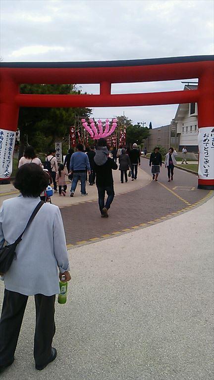 【パワースポット】沖縄県護国神社で初詣