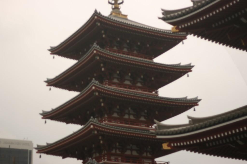 【観光】金町からぷらっと浅草観光