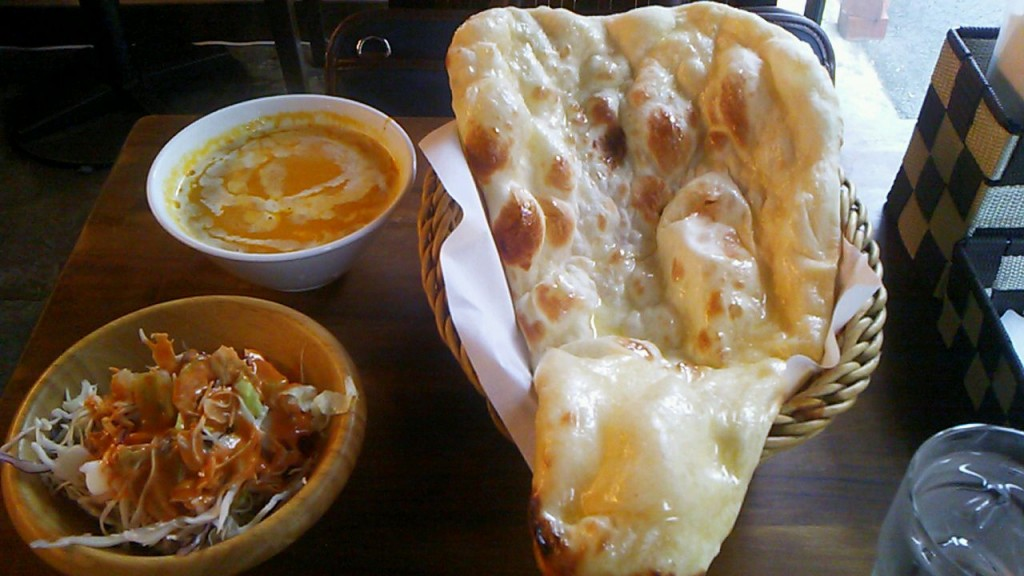 【グルメ】松戸のネパールカレー、ヒマラヤカリー ~Himalaya Curry~