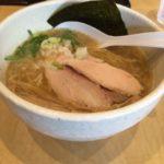 【グルメ】らーめん銀杏 松戸店に食べに行った。