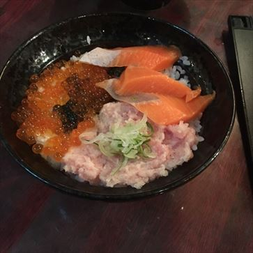 【海鮮丼】若狭家上野店に行ってきました~