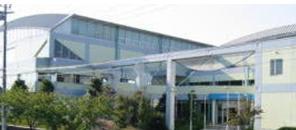 【生活】三郷市総合体育館と三郷市の図書館